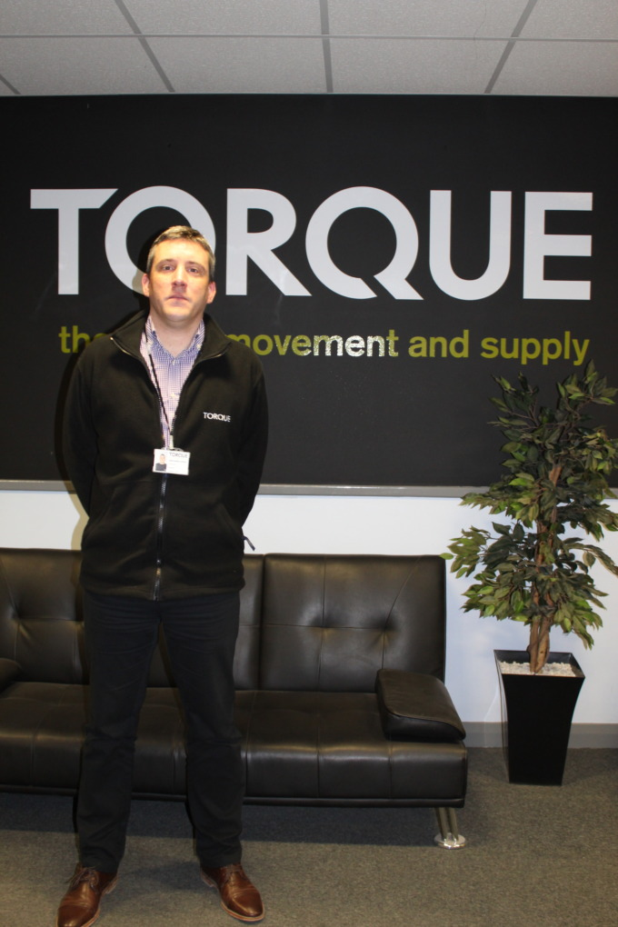 Team Torque - Employee Focus, Jonah Russell. Jonah talks about what he loves about his job.