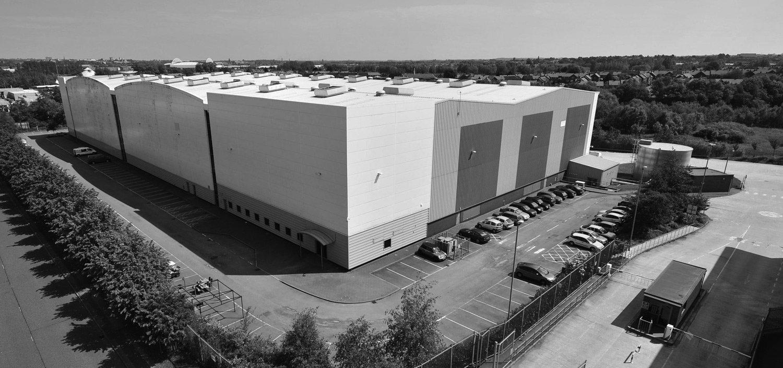 Wigan Warehouse